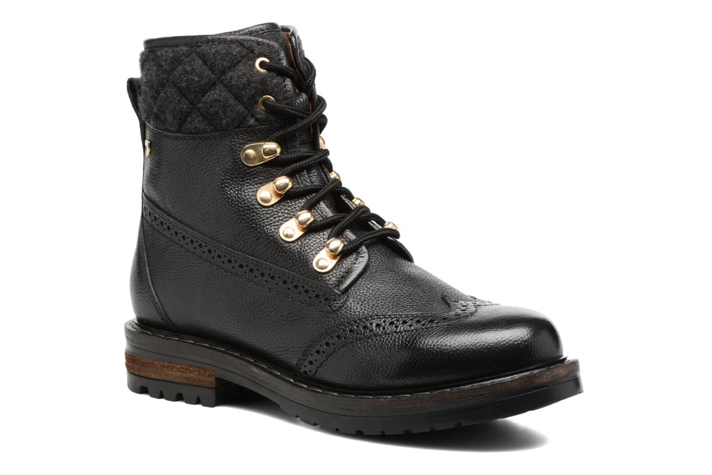 Bottines et boots Gioseppo Hopor Noir vue détail/paire