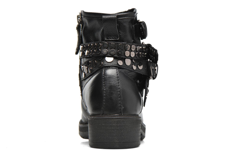 Bottines et boots Gioseppo Cible Noir vue droite
