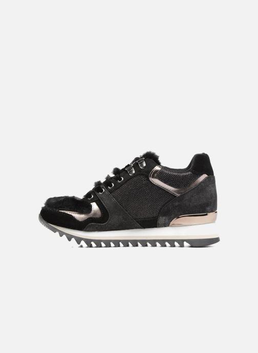 Sneaker Gioseppo Popla schwarz ansicht von vorne