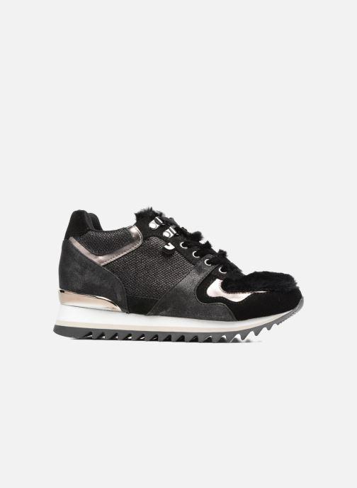 Sneaker Gioseppo Popla schwarz ansicht von hinten