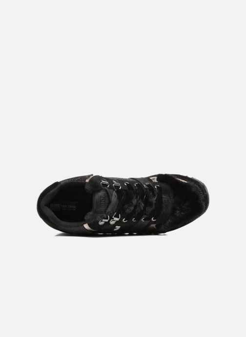 Sneaker Gioseppo Popla schwarz ansicht von links