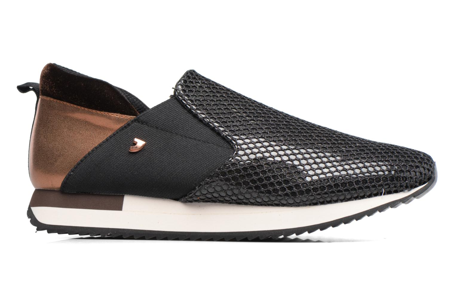 Loafers Gioseppo Loune Sort se bagfra