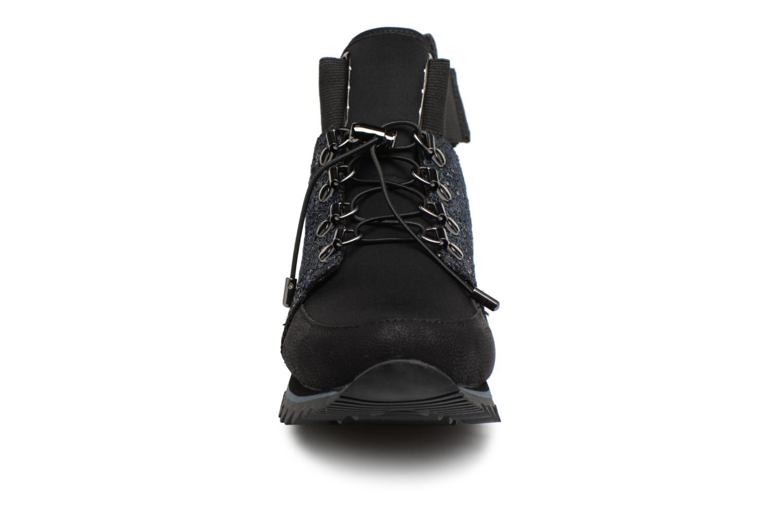 Sneaker Gioseppo Hike blau schuhe getragen