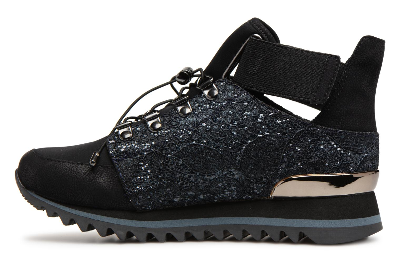 Sneaker Gioseppo Hike blau ansicht von vorne