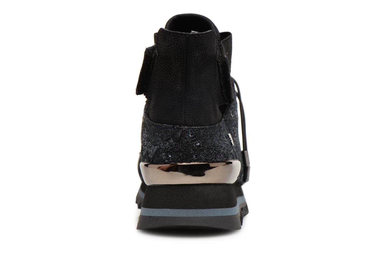 Sneaker Gioseppo Hike blau ansicht von rechts