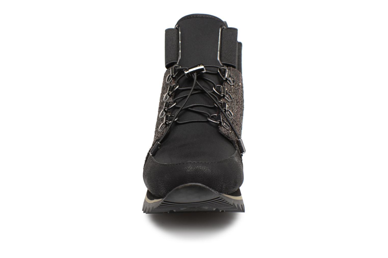 Sneaker Gioseppo Hike braun schuhe getragen