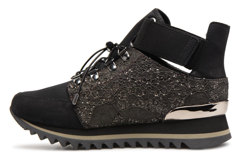 Sneaker Gioseppo Hike braun ansicht von vorne