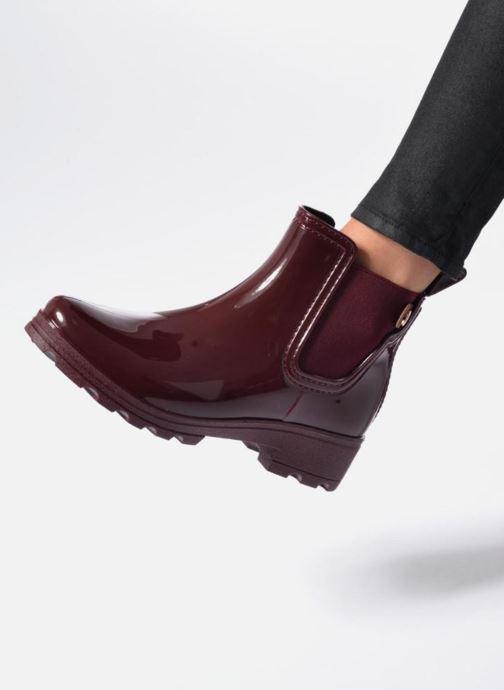 Bottines et boots Gioseppo Emie Vert vue bas / vue portée sac