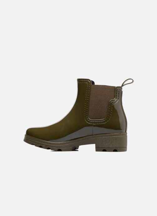 Bottines et boots Gioseppo Emie Vert vue face