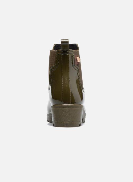 Bottines et boots Gioseppo Emie Vert vue droite