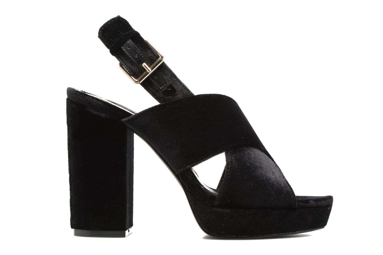 Sandals Gioseppo Sivie Black back view