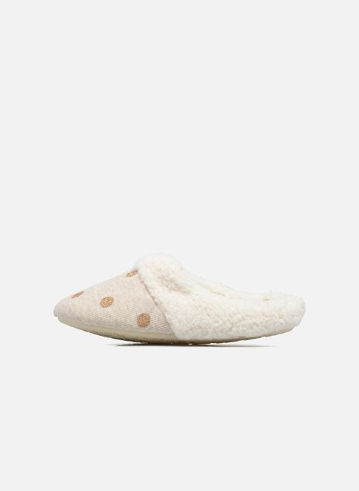 Chaussons Gioseppo Bled Beige vue face
