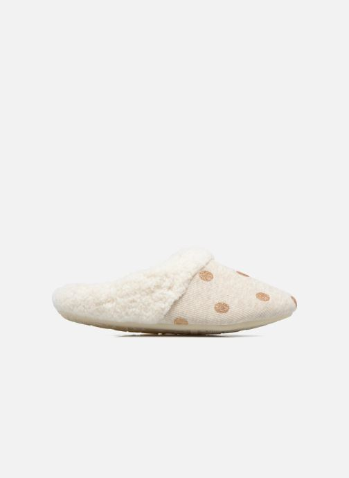 Pantofole Gioseppo Bled Beige immagine posteriore