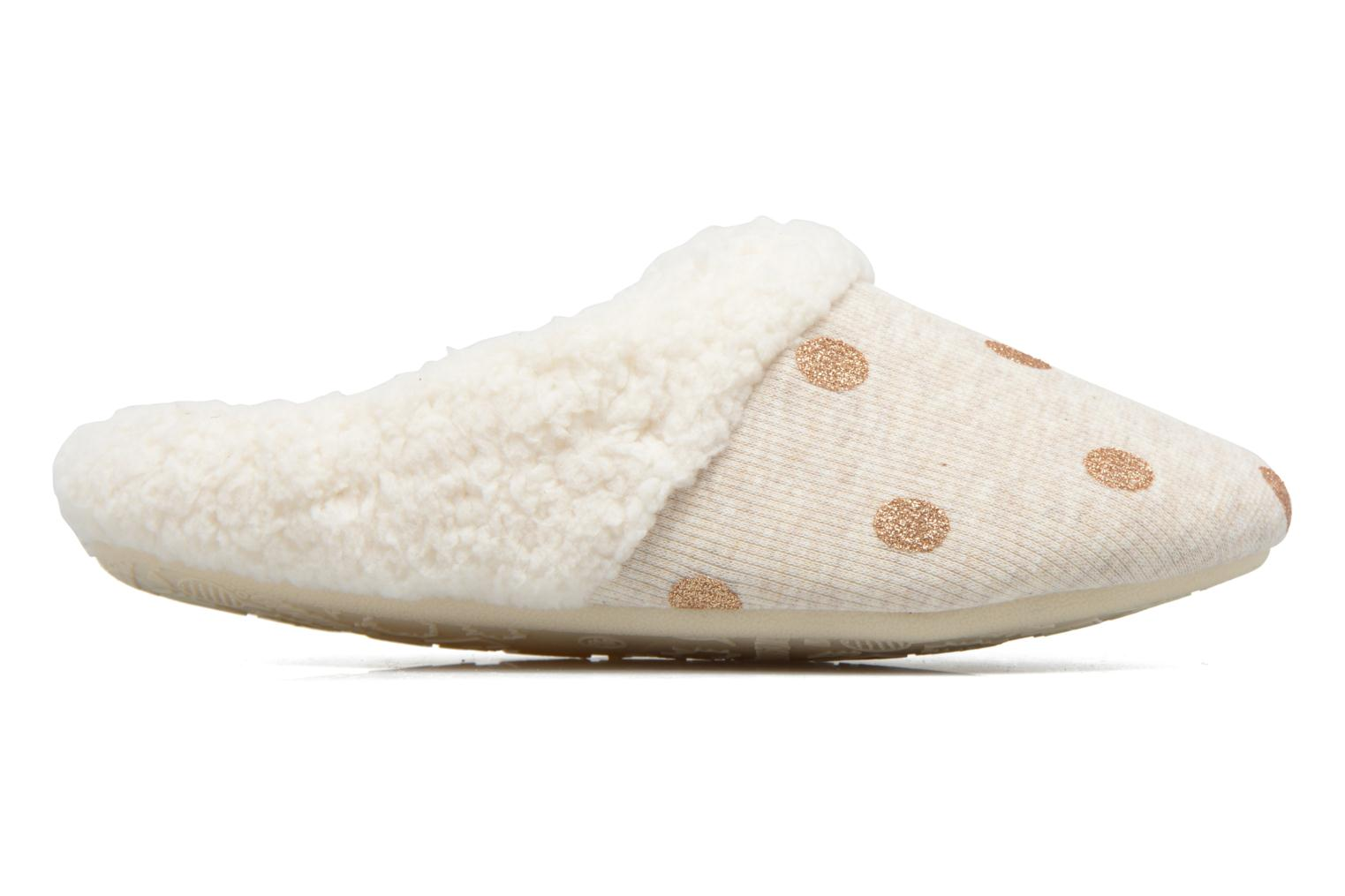Chaussons Gioseppo Bled Beige vue derrière