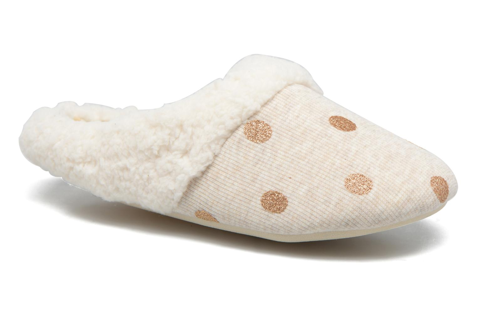 Chaussons Gioseppo Bled Beige vue détail/paire