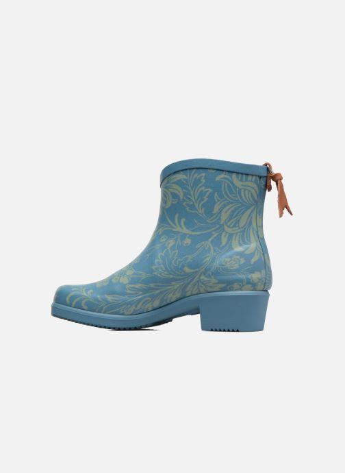 Bottines et boots Aigle Miss Juliette Botillon Bleu vue face