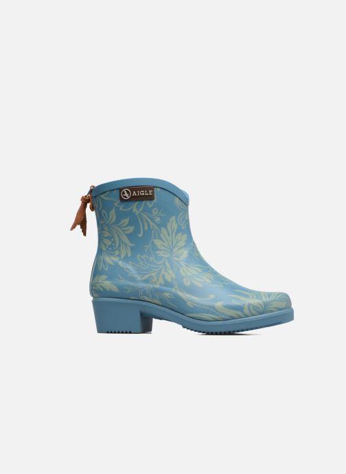 Bottines et boots Aigle Miss Juliette Botillon Bleu vue derrière