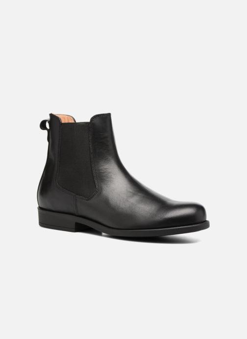 ec2635d918f Aigle Orzac 2 (Black) - Ankle boots chez Sarenza (305075)
