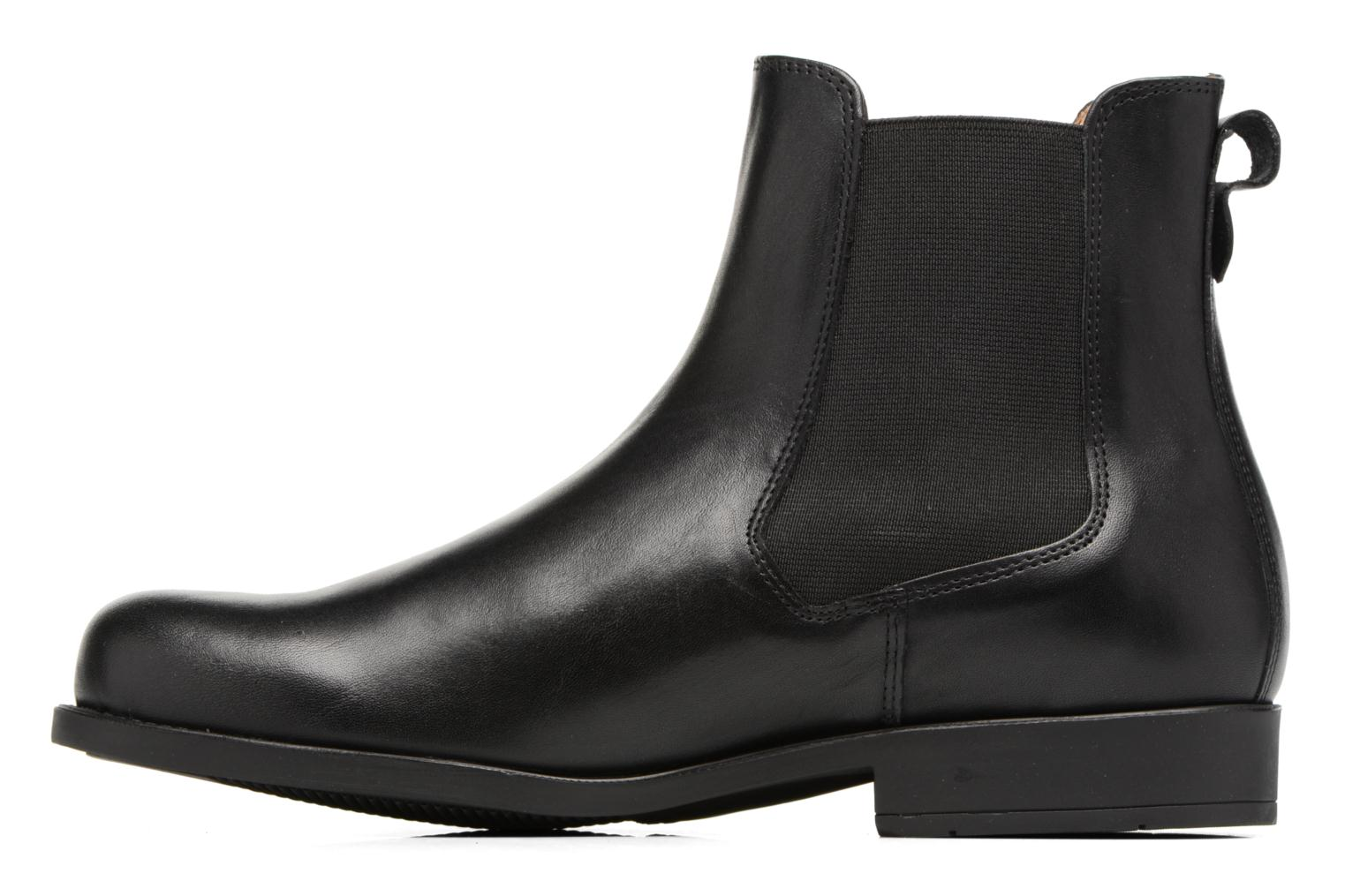Ankle boots Aigle Orzac 2 Black front view
