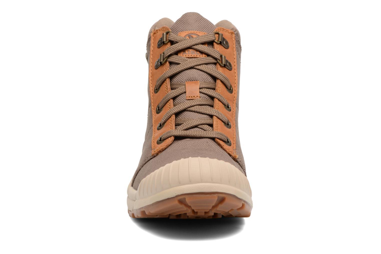 Sportssko Aigle Tenere Light Cvs Gortex Grøn se skoene på
