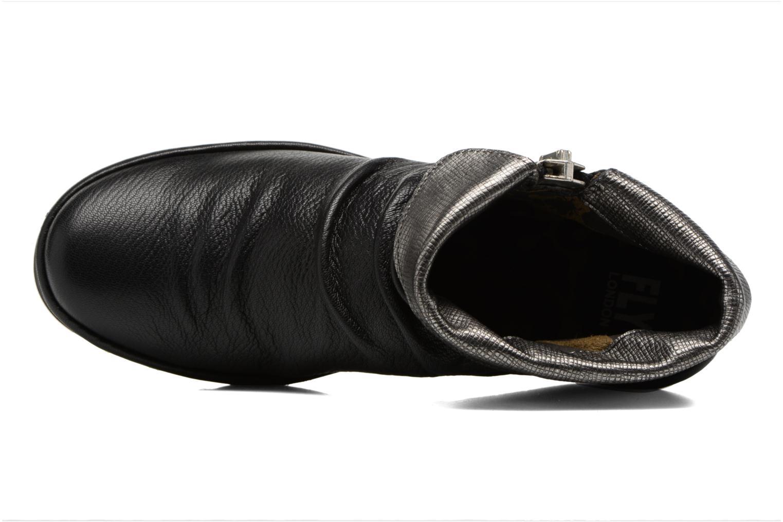 Bottines et boots Fly London YOXI Noir vue gauche