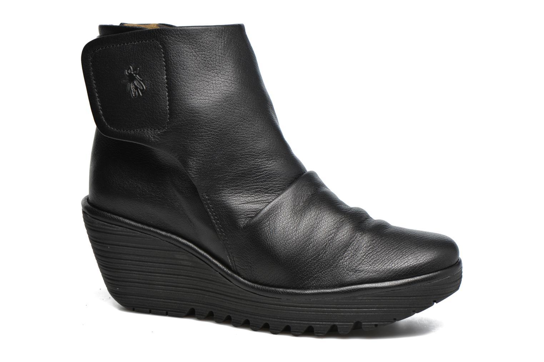 Nuevo zapatos Fly en London YOMI (Negro) - Botines  en Fly Más cómodo e6a957
