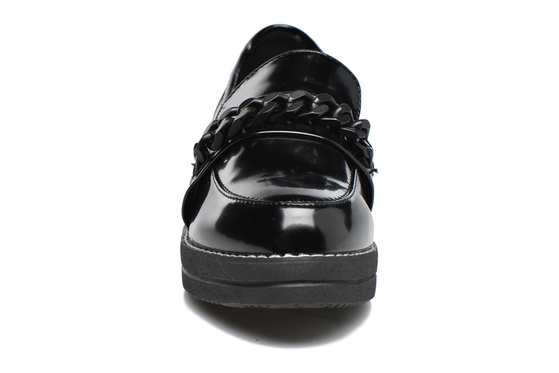 Mocassins MTNG Camila Noir vue portées chaussures