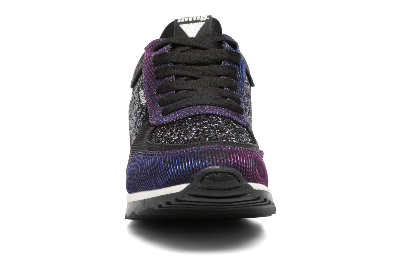 Baskets MTNG Anne Multicolore vue portées chaussures