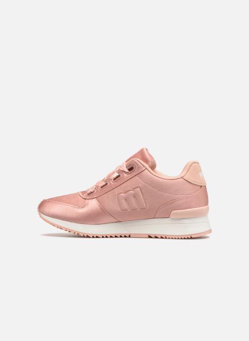 Sneakers MTNG Stela Roze voorkant