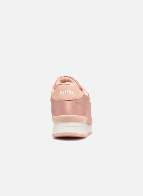 Sneakers MTNG Stela Roze rechts
