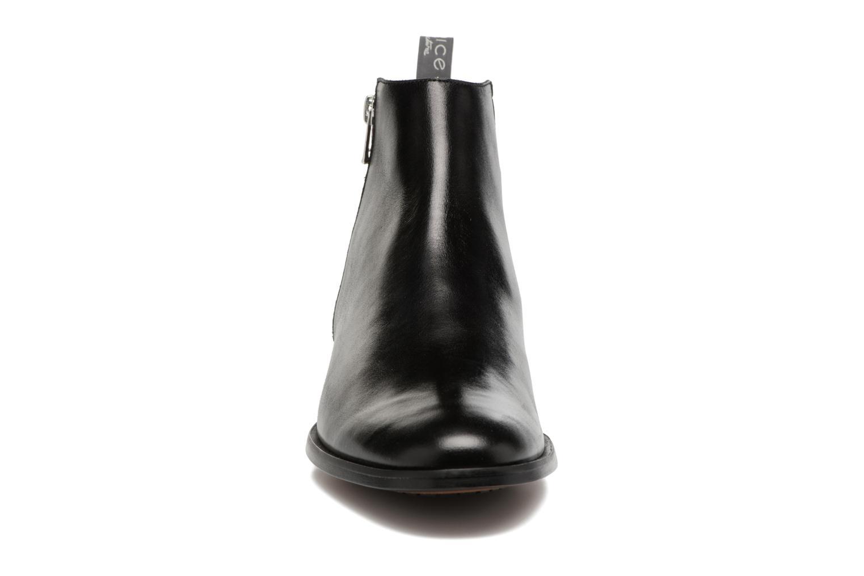 Bottines et boots MAURICE manufacture Carlita Noir vue portées chaussures
