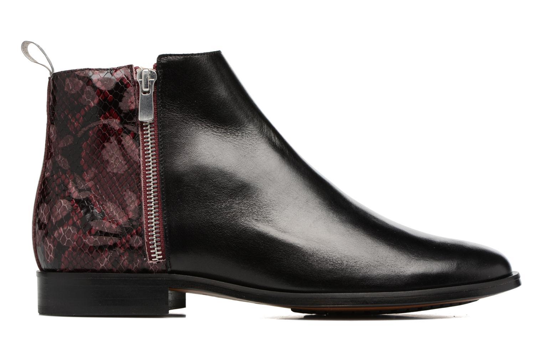 Bottines et boots MAURICE manufacture Carlita Noir vue derrière