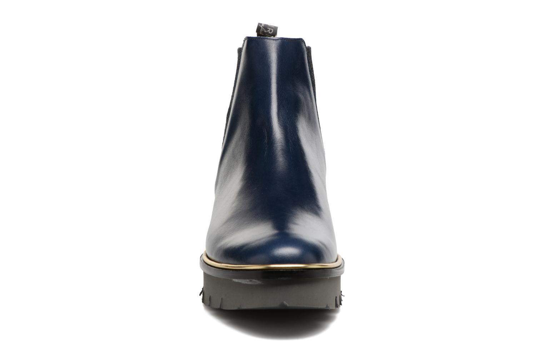 Bottines et boots MAURICE manufacture Charly Bleu vue portées chaussures