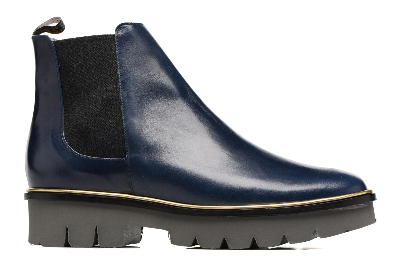 Bottines et boots MAURICE manufacture Charly Bleu vue derrière