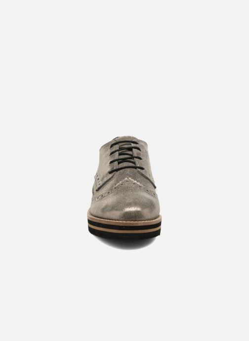Lace-up shoes Coolway Avo Bronze and Gold model view