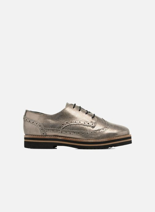 Lace-up shoes Coolway Avo Bronze and Gold back view