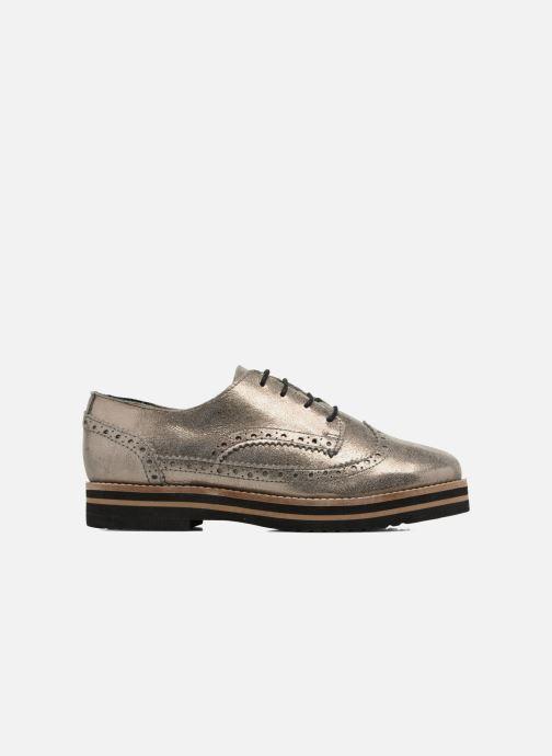 Chaussures à lacets Coolway Avo Or et bronze vue derrière