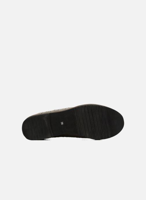Chaussures à lacets Coolway Avo Or et bronze vue haut