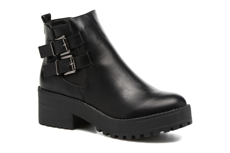 Zapatos casuales salvajes  Coolway Bashita (Negro) Más - Botines  en Más (Negro) cómodo 80a9a2