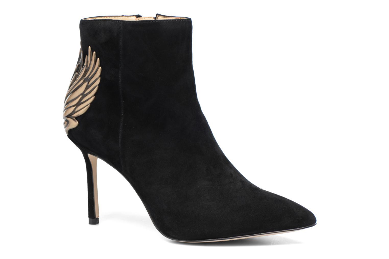 Bottines et boots Katy Perry The Grace Noir vue portées chaussures