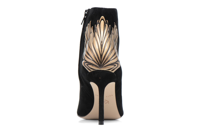 Bottines et boots Katy Perry The Grace Noir vue derrière