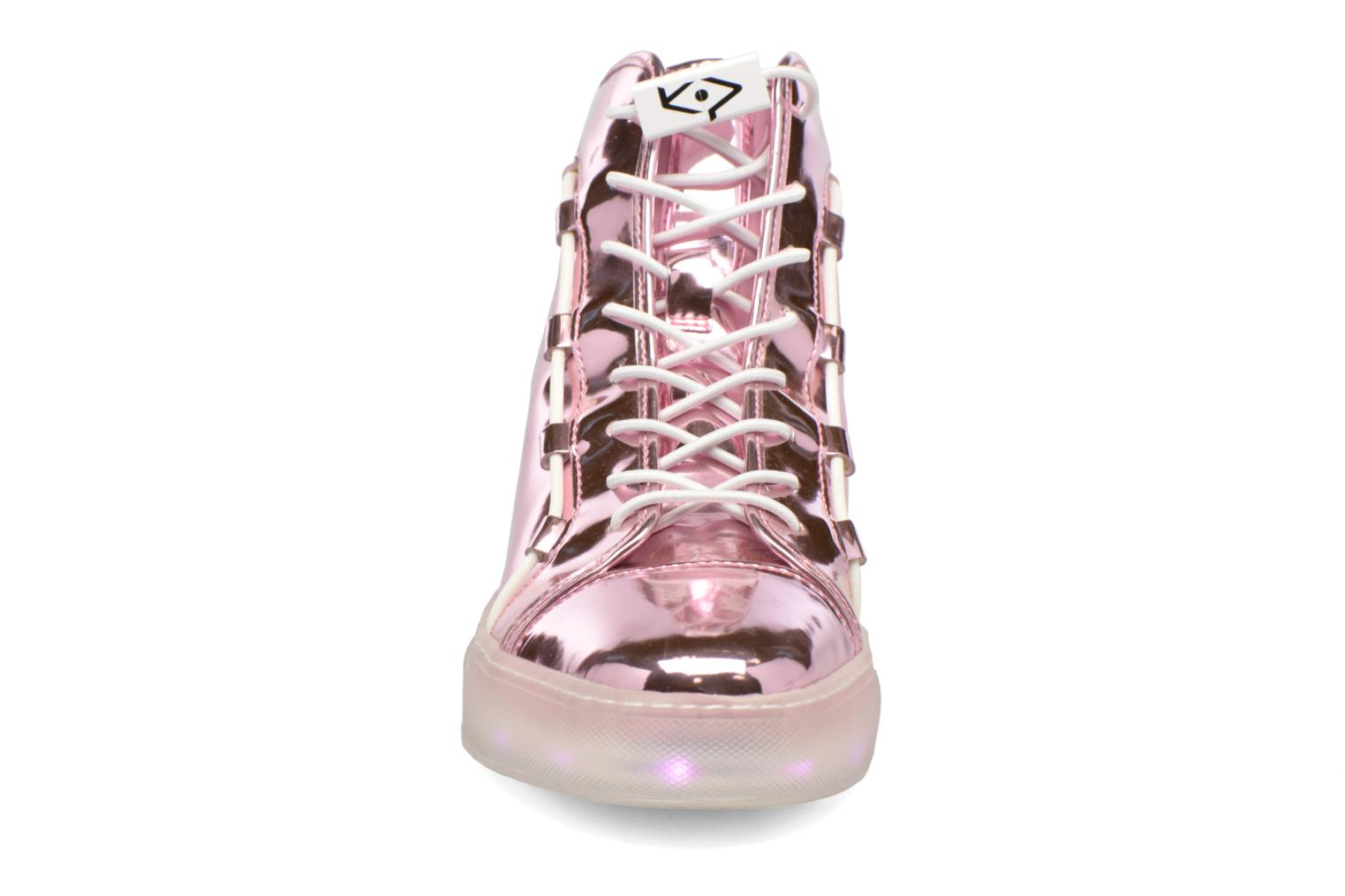 Baskets Katy Perry The Miranda Rose vue portées chaussures