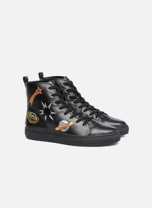 Sneakers Katy Perry Jupiter Sort 3/4 billede