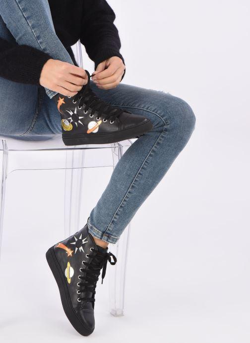 Sneakers Katy Perry Jupiter Sort se forneden