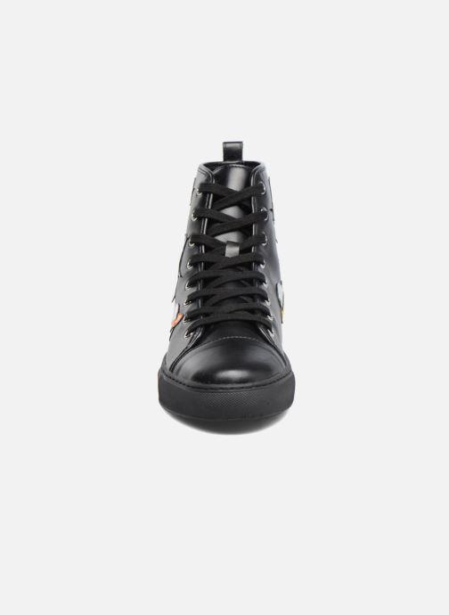 Baskets Katy Perry Jupiter Noir vue portées chaussures