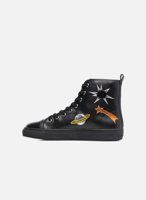 Sneakers Katy Perry Jupiter Sort se forfra
