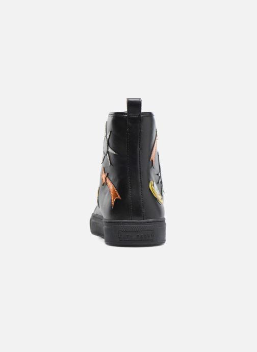 Sneakers Katy Perry Jupiter Zwart rechts