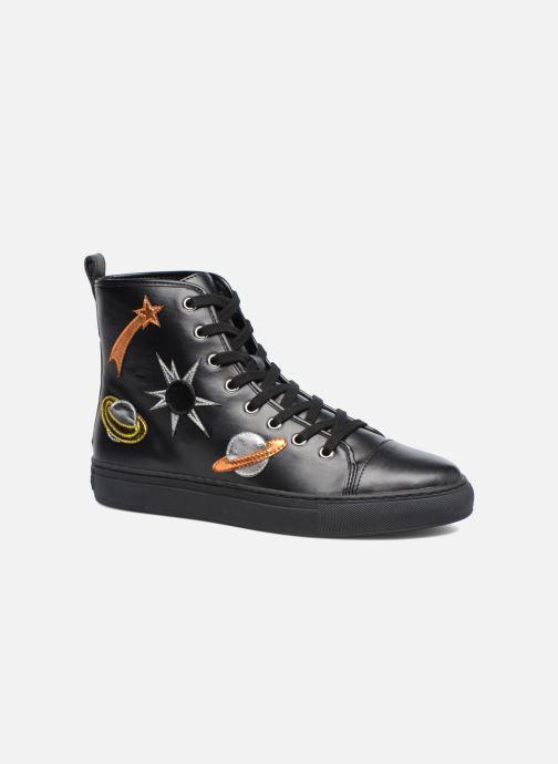 Sneakers Katy Perry Jupiter Sort detaljeret billede af skoene
