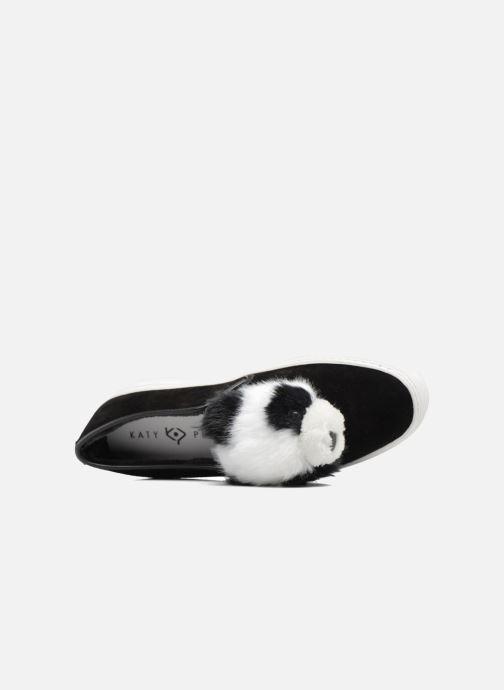 Sneakers Katy Perry Joy Nero immagine sinistra