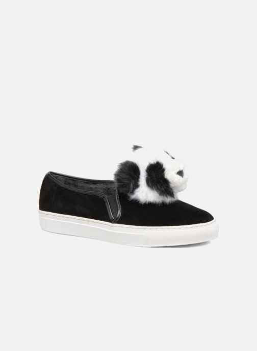Sneakers Katy Perry Joy Zwart detail